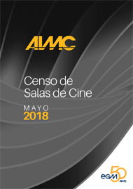 Censo Cine 2018