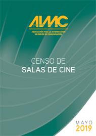 Censo de Salas de Cine AIMC 2019