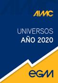 Universo referencial año 2020