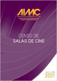 Censo de Salas de Cine AIMC 2021